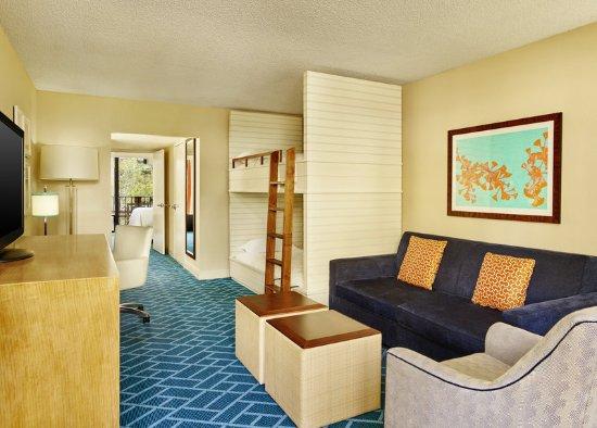 Sheraton Lake Buena Vista Resort: Family Bunk Bed Room