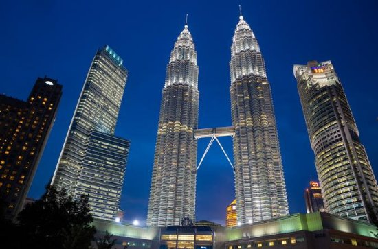 Petronas Twin Towers Admission...