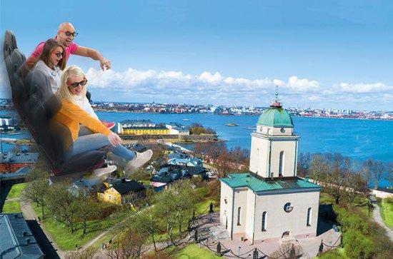 Flytour Helsinki: 4D-Sightseeing Ride...