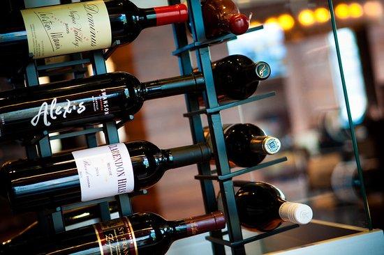 Westin Reston Heights: Wine Cellar