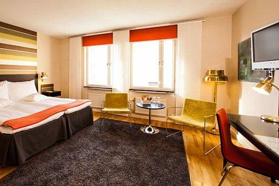 Kristianstad, Sverige: Guestroom