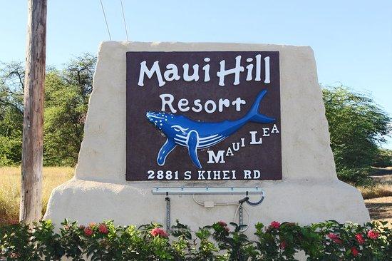 Aston Maui Hill: Maui Hill - Signage