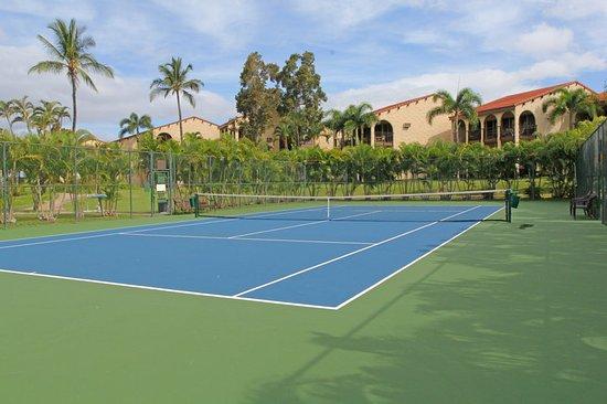 Aston Maui Hill: Maui Hill - Tennis Court