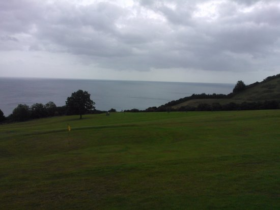 View overlooking other side of Shaldon