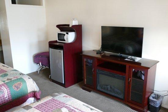 Salina, UT: good sized TV and fridge