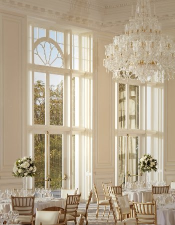 Turnberry, UK: The Donald J. Trump Ballroom - wedding