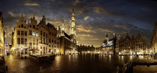 Brussels Ghost Tour & Legends