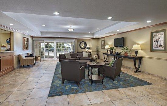 Cedar Park, TX: Hotel Lobby
