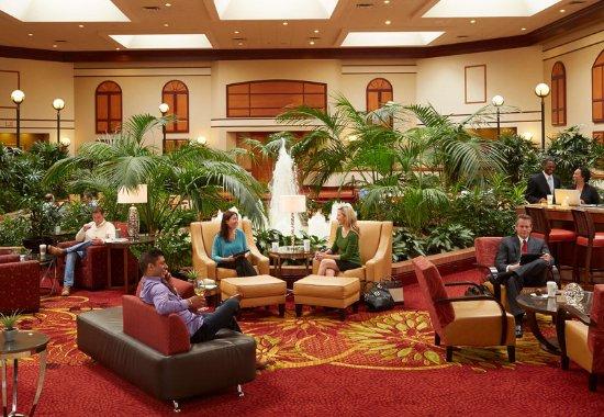 Warrensville Heights, OH: Marriott Greatroom