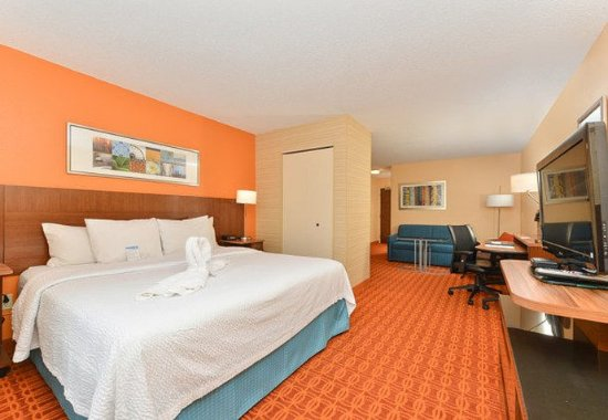 Smyrna, TN: Executive King Suite