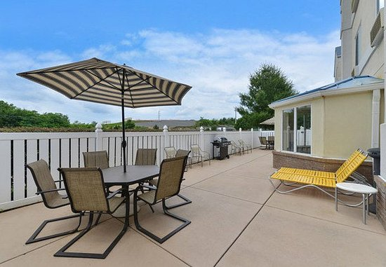 Smyrna, TN: Outdoor Patio