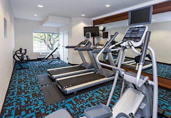 Fairfield Inn & Suites Chicago Naperville/Aurora: Fitness Center