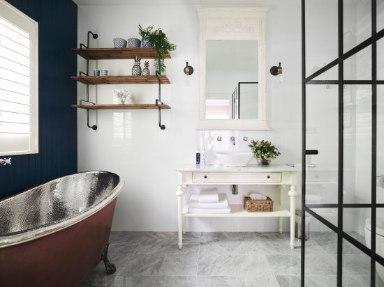 Killcare, Australia: Garden Villa Bathroom