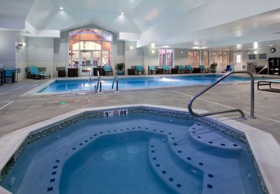 Residence Inn Baltimore Hunt Valley: Indoor Pool & Whirlpool