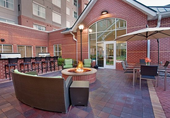 Hunt Valley, MD: Courtyard