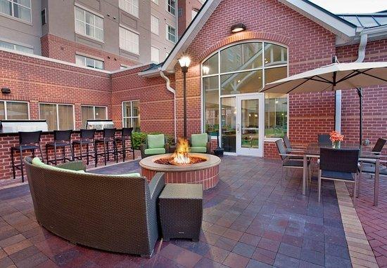 Hunt Valley, Мэриленд: Courtyard