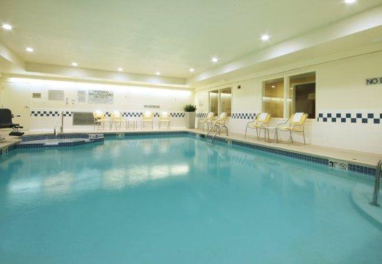 Indoor Pool - Picture of Fairfield Inn & Suites Dallas Las Colinas ...