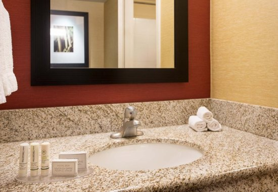 Camarillo, كاليفورنيا: Guest Bathroom