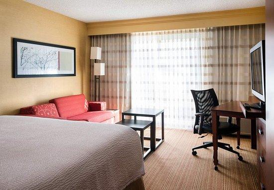 Camarillo, كاليفورنيا: Standard King Guest Room