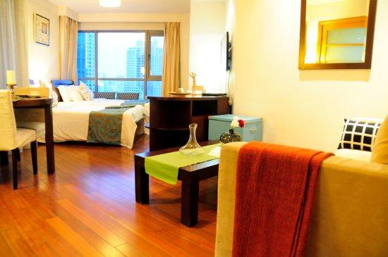 Interior - Picture of iSHANGJU Service Apartment, Shanghai - Tripadvisor