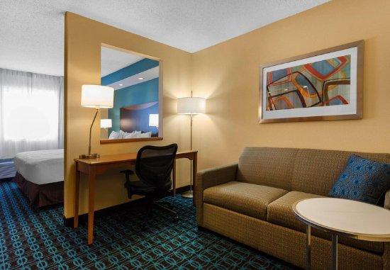Saint Cloud, MN: Executive King Suite - Work Desk