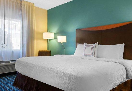 Saint Cloud, มินนิโซตา: King Guest Room