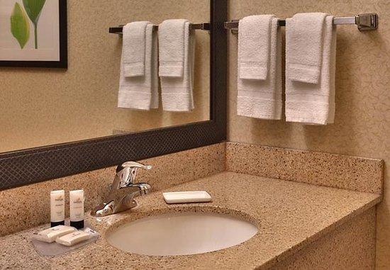 Sierra Vista, Аризона: Guest Room Bathroom