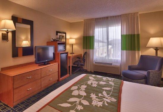Sierra Vista, Аризона: King Guest Room Amenities