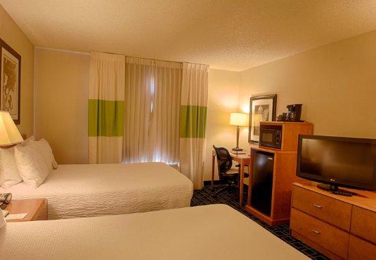 Sierra Vista, Аризона: Double/Double Guest Room - Amenities