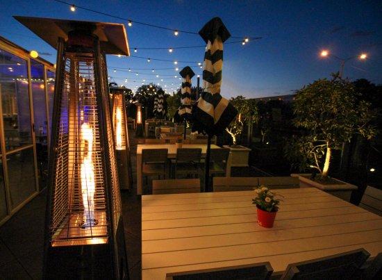 Frankston, Australia: Beautiful Alfresco setting