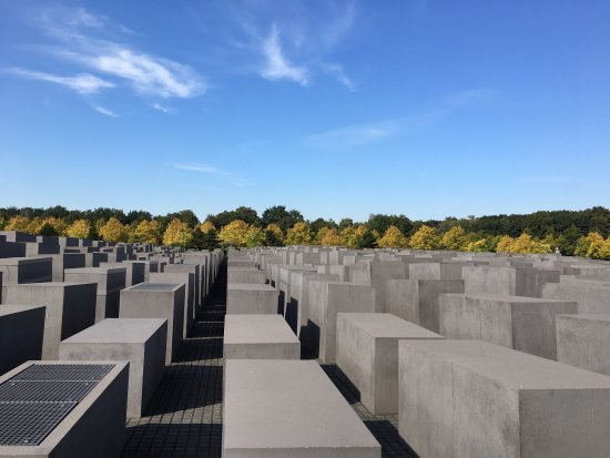 Photo of Tourist Attraction The Holocaust Memorial - Memorial to the Murdered Jews of Europe at Near The Brandenburg Gate, Berlin 10117, Germany