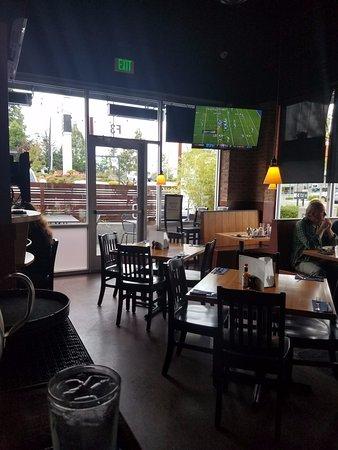 Lynnwood, WA: Dining Room
