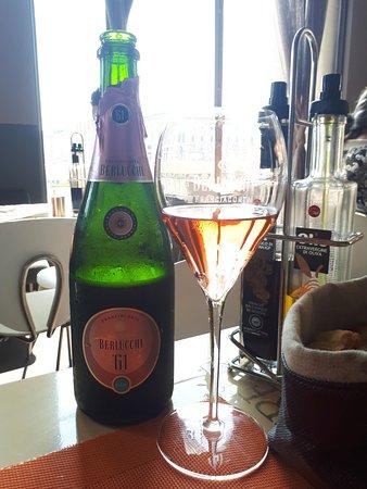 Berlucchi Bottle 18 Eur Picture Of Terrazza Aperol