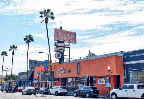 Photo of American Restaurant Canter's Deli at 419 N Fairfax Ave, Los Angeles, CA 90036, United States