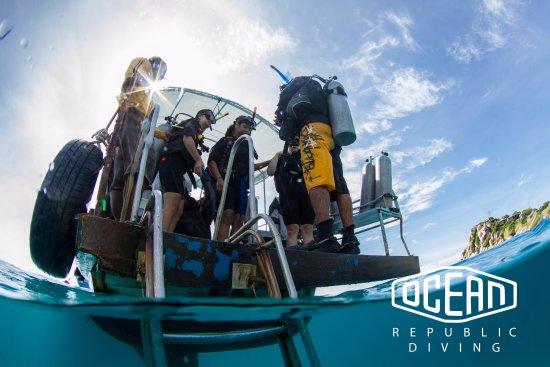 Ocean Republic Diving