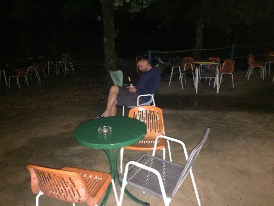 Bale, Croatia: A Hard Day's Night