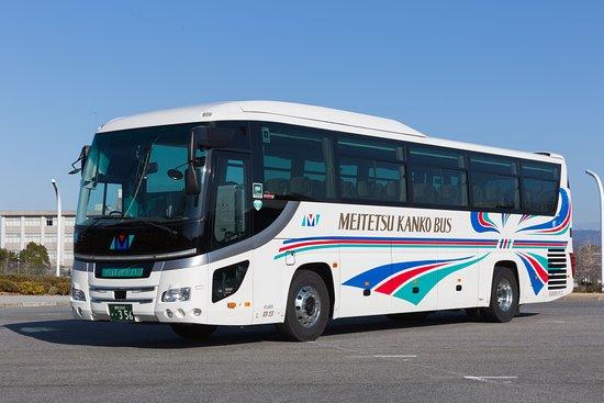 Meitetsu Kanko Bus