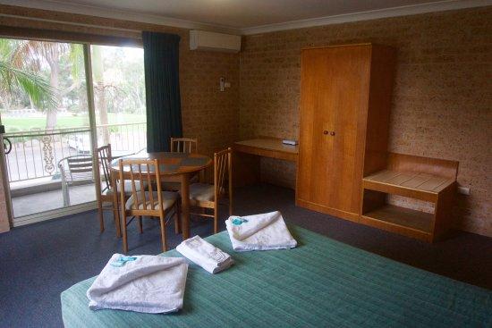 Huskisson, Australia: Balcony room