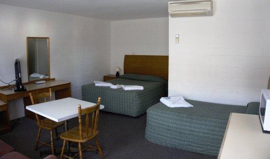 Huskisson, Australia: standard room