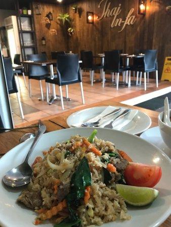 Cabarita Beach, Australia: Its authentic thai food serving.yummylicious