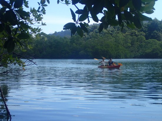 Kawthoung, Myanmar: Kayaking Tour.