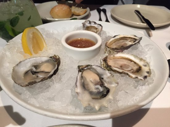 Flying Fish Restaurant & Bar: Oyster