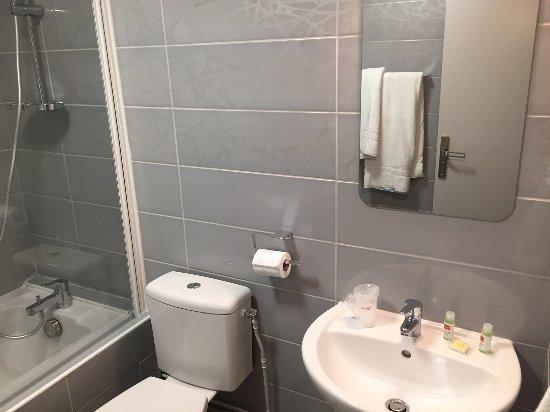 Compiegne, France: toilettes