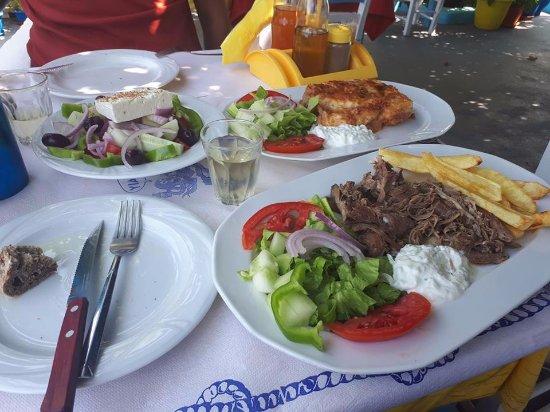 Taverna Zia No Stress: obiadek