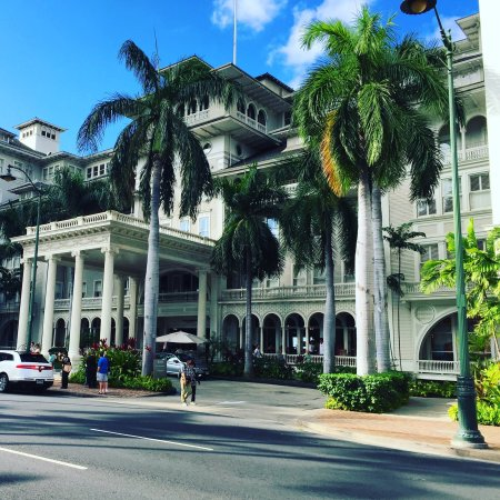 Moana Surfrider, A Westin Resort & Spa, Waikiki Beach: Moana Surfrider, A Westin Resort & Spa