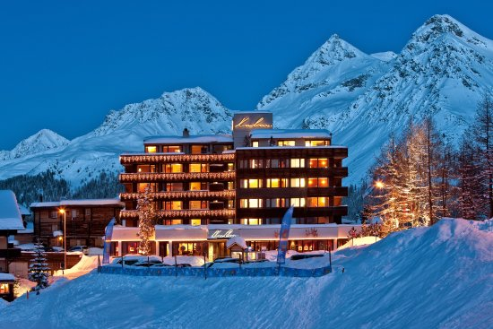 Arosa Kulm Hotel & Alpin Spa: Charming since 1882