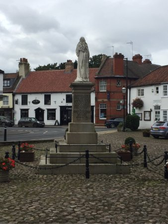 The Boroughbridge War Memorial