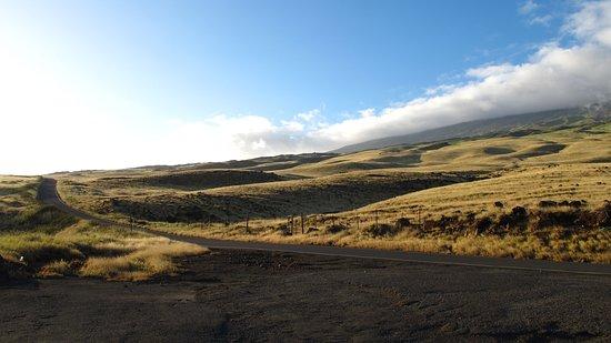 Кула, Гавайи: view from Piliani highway
