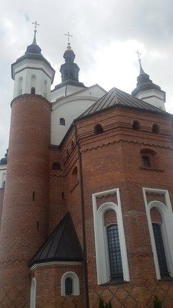 Suprasl, Pologne : Rzut oka na cerkiew
