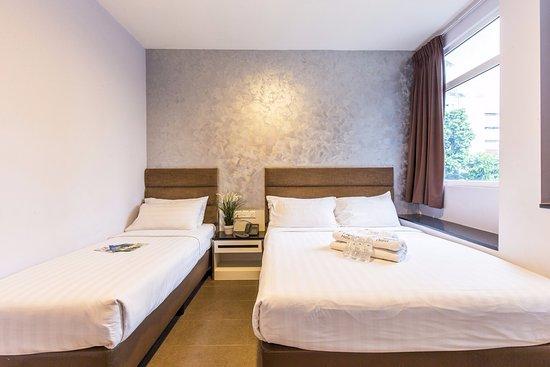 Fragrance Hotel - Bugis : Family Room